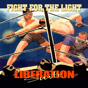 Fight for the Light - album cover pic